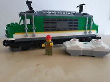 *** Lego City Eisenbahn Lok aus 60198 mit Motor und RC *** TOP BLITZVERSAND