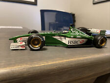 1/18 jaguar F1, formula one, indy die cast