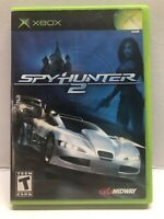 SpyHunter 2 (Microsoft Xbox, 2003) Clean & Tested Working - Free Ship