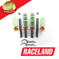 RACELAND ULTIMO COILOVERS SUSPENSION KIT VW GOLF MK4 1.4 1.6 1.9TDI 1.8t 2.0