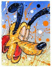 What's So Dog Gone Funny - David WIllardson - Limited Edition Serigraph On Paper
