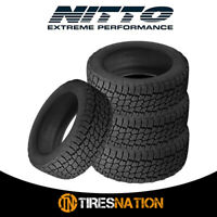 (4) New Nitto Terra Grappler G2 265/65/17 116T All-Terrain Tire