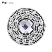 Snap Charms Crystal Button 18mm Vocheng Interchangeable Jewelry Vn-942