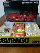 FERRARI F50 (1995) KIT MONTAGGIO BURAGO 1:18 COD.7052