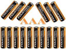 100 x Duracell Industrial AAA Micro Alkaline 1,5 V LR03 MN2400 Batterien