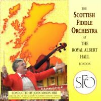 The Scottish Fiddle Orchestra at The Royal Albert Hall DVD (2007)