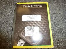 John Deere 8440 Amp 8640 4wd Tractor Owner Operator Manual User Guide Omrw15912