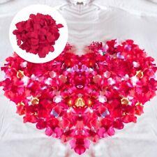 Lightweight Table Flowers Artificial Rose Petals 4000 Pcs Silk Rose Petals F