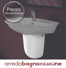 SEMICOLONNA SENZA LAVABO CM65 BIANCA