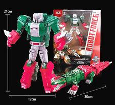 WEIJIANG Transformers G1 Headmasters Skullcruncher Action Figure Toy New in Box