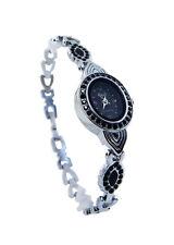 Women Wrist Watch Ladies Metal Belt Watch Water Resistant Japan machine Style 53