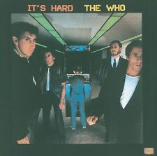 THE WHO 'IT'S HARD' Reissue Remastered Vinyl LP - NEW / SEALED 180 VINYL