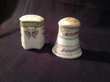 Imperial Nippon Salt + Pepper Shakers Handpainted