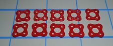 12 PCS Quadcopter 3D printed red TPU motor soft mount 11XX motor size