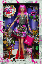 2015 TOKIDOKI 10th Anniversary Edition Barbie Doll NEW! ~IN STOCK NOW~