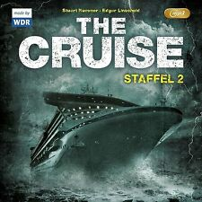 The Cruise - Staffel 2 (Folgen 05-08) (mp3-CD)