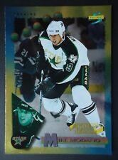 NHL 188 Mike Modano Dallas Stars Score Gold Line 1994/95