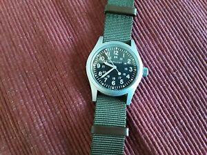Hamilton Khaki Field Mechanical Men's Watch H69439931