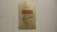 Vintage First Aid Choco-A-Choo Cocoanuts Candy Ice Cream Wrapper