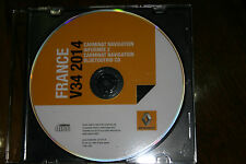 CD de mise a jour et cartographie France v34 (2014/2015) pour Carminat cni2