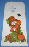 Vintage Hallmark Cards Halloween Trick or Treat Sacks ... a bundle of 20