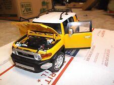 numbered #194 Autoart Toyota FJ Cruiser 1/18