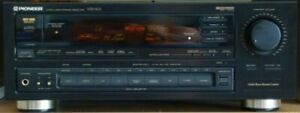 Pioneer VSX-502 Audio Video Stereo Receiver Dolby Surround Multi Room