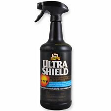 ULTRASHIELD black Absorbine Fliegenspray Anti-Insekten Spray mit Permethrin (0,5