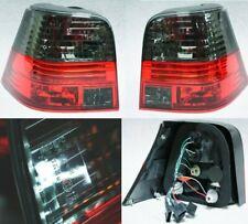 VW Golf Mk4 Hatchback Red With Black Smoke Rear Tail Lights GTI R32