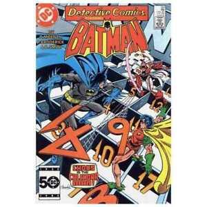 Detective Comics (1937 series) #551 in Near Mint condition. DC comics [*7h]