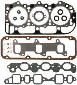 1965-MAY 1969 FITS FORD TRACTOR 201 DIESEL  3 CYL. VICTOR REINZ  HEAD GASKET SET