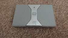 Jvc Portable Speaker Model SP-A110 Silver With Protective Cover