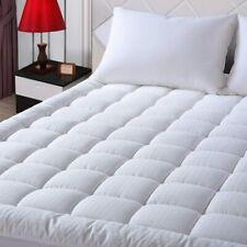 Queen Cooling Pillow Top Mattress Pad Bed Cover Topper for Memory Foam Mattress