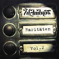 WOLFGANG AMBROS - RARITÄTEN VOL,2   CD NEU