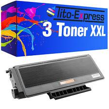 3x Toner ProSerie XXL für Brother TN-3280 TN3280 TN 3280 DCP8070 HL5340 HL5350