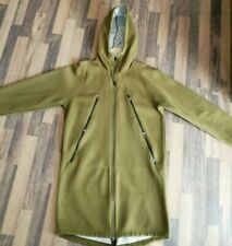 Air Jordan AJ parka.Size L colour Green /black zippers 696242 356