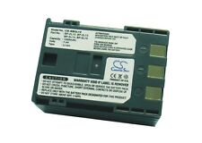 7.4V battery for Canon MVX200i, ZR800, MVX25i, MV800, VIXIA HG10, MD160, ZR900,