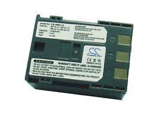 7.4V battery for Canon MVX200i, ZR800, MVX25i, MV800, VIXIA HG10, MD160, ZR900,