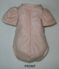 """Doe Suede Body for 18/"""" Dolls Full Arms Full Front Legs No Joints #505"""