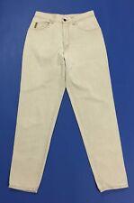 Armani jeans donna W31 tg 44 45 high waist mom hot boyfriend usati vintage T2565
