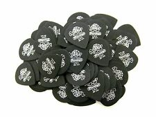 Dunlop Guitar Packs  Tortex Jazz   72 Pack  Pitch Black  .88mm  482R.88