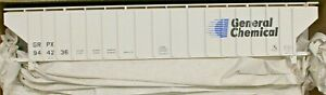 HO Scale - ACCURAIL 8114.2 GENERAL CHEMICAL Pullman Standard Covered Hopper  KIT