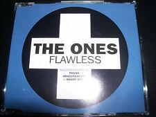 The Ones Flawless Australian CD Single - Like New