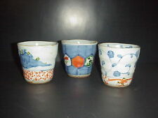 Antique Chinese Cups Hand Made