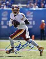 "Dwayne Haskins Autographed Signed 8x10 Photo Redskins REPRINT """