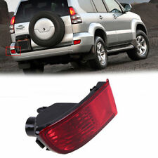 Red Rear Left Fog Light Lamp Housing for Toyota Land Cruiser Prado J120 02-09