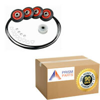 For Maytag Centennial Dryer Repair Maintenance Kit Belt Pulley Rollers P2491313m