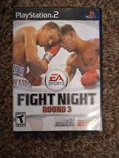 Fight Night: Round 3 (Sony PlayStation 2, 2006)