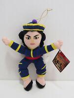 "Virtua Fighter SEGA 1994 TAG Plush 9"" Stuffed Toy Doll Japan"