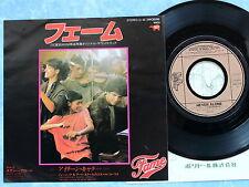 "IRENE CARA OST Fame Soundtrack DWQ6096 JAPAN 7"" 242az42"